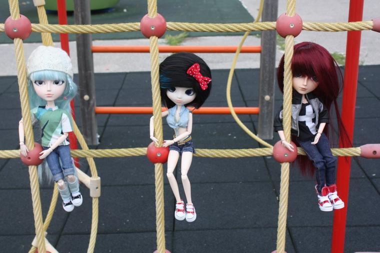 ● Kaoru, Ludwig & Mavis ●
