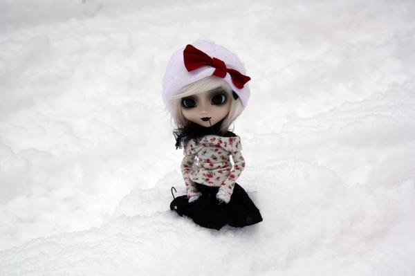 ● Snow with Fumi-Dolls [PART 2 - END] ●