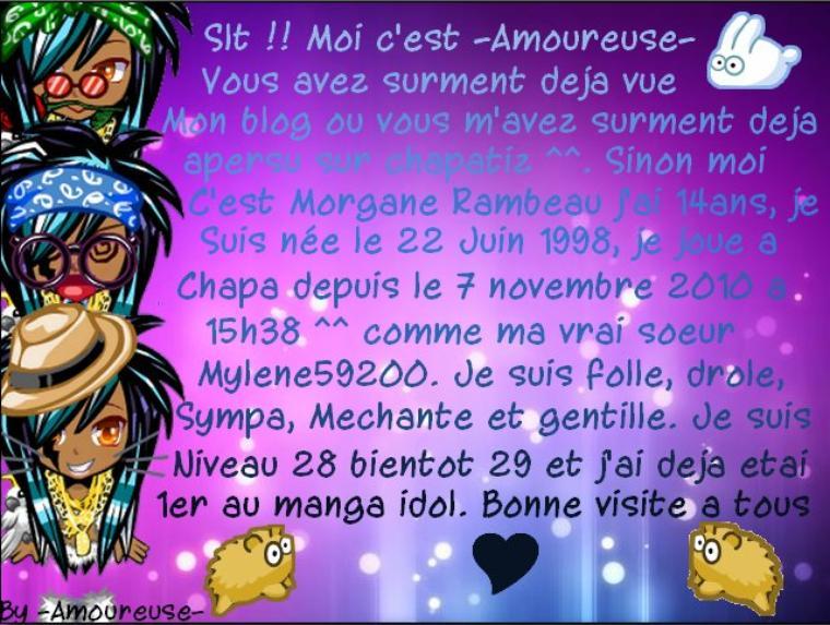 Bienvenue Sur Le Blog Des Soeurs Rambeau ^^