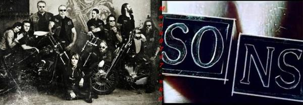 SONS OF ANARCHY Saison 4 COMPLETE