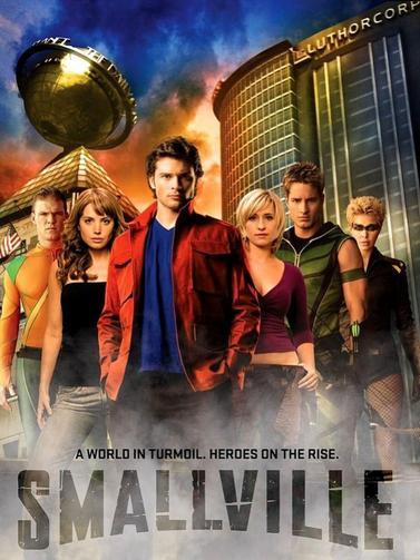 Série : Smallville