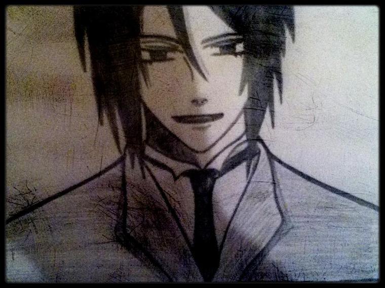 Black butler (Sebastian)