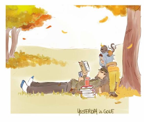 BD des saisons♥