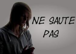 """""""Ne Saute Pas"""" (Don't Jump)"""