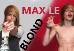 """Max Le Blond"" (Paint it Black)"