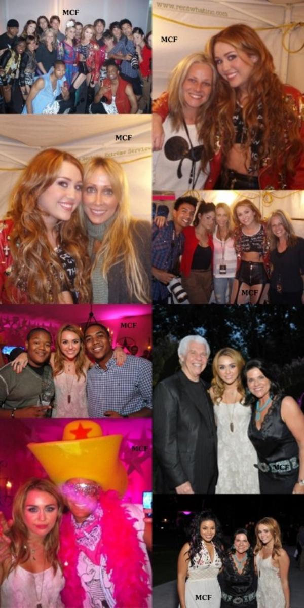 Stevie Nicks nous parle de Miley !!!