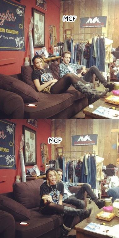 Miley piège Khloe Kardashian dans Punk'd !!!
