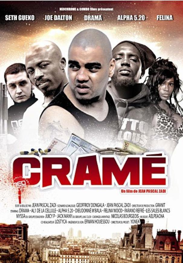 """""""Cramé"""" le premie street film de Néochrome"""
