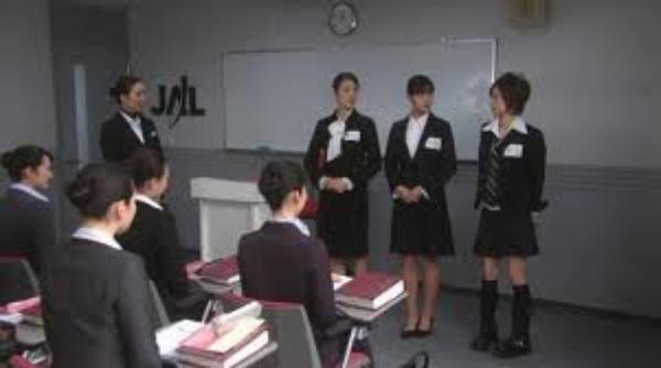 Attention Please !    /  Japonais  / 2006 /  Thémes : Comédie   Épisodes : 11
