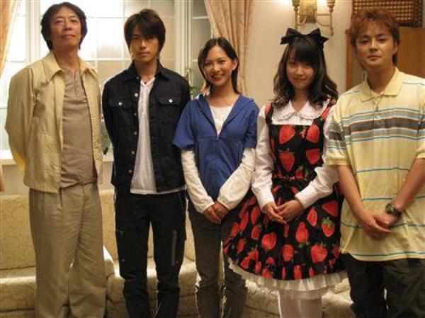 Cat street < japonais < 2008 < Thèmes : Amour, Lycée, Amitié  Épisodes : 6
