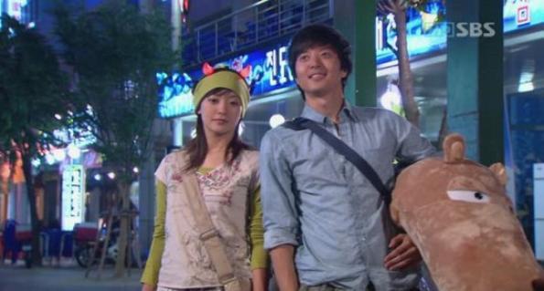 Smile Again ~ Coréen ~ 2006 ~ Thèmes : Amour , sport , drame   Épisodes : 16