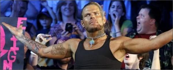 Contrat de Jeff Hardy