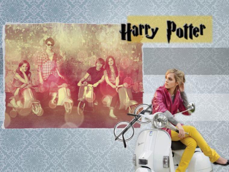 Harry Potter x3