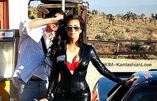 -->Kim pour la pub Pepsi Max.