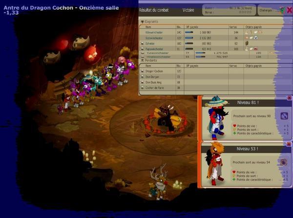 Dragon Cochon 0- Team Winchester 1