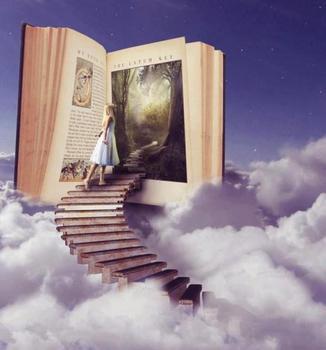 """""""La lecture, une porte ouverte sur un monde enchanté."""" - François Mauriac"""