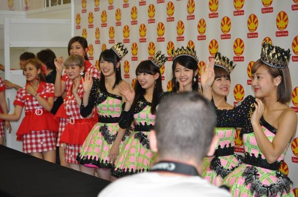 Berikyuu à Japan Expo !!