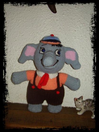tommy l'éléphant