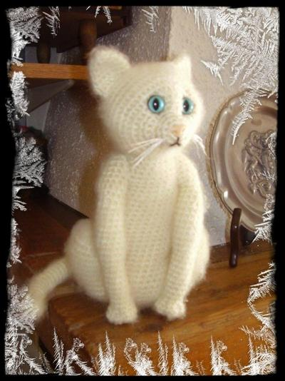 un petit chat