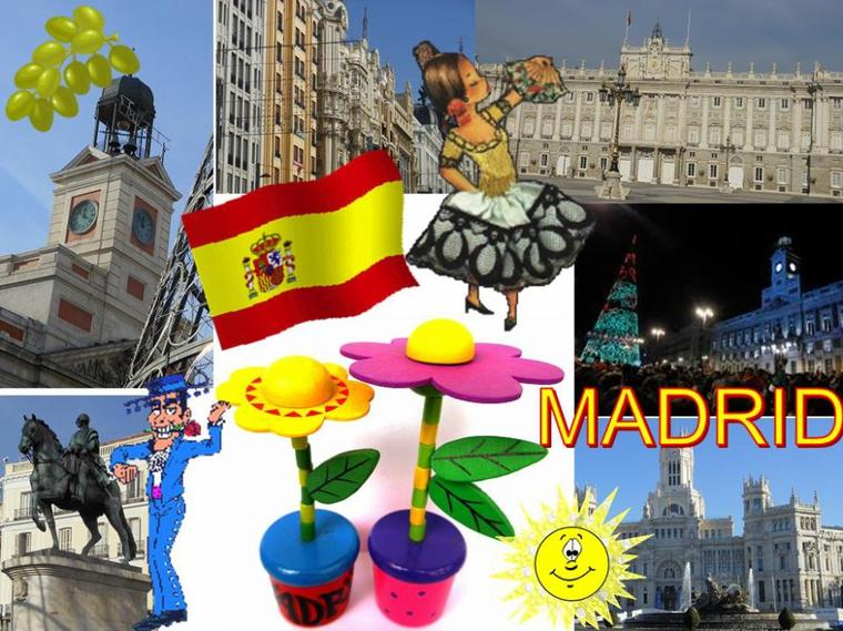 NOUVEL AN A MADRID