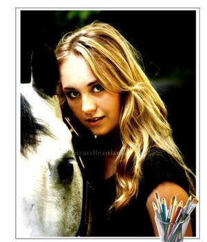 Amy Fleming          .           Amber Marshall