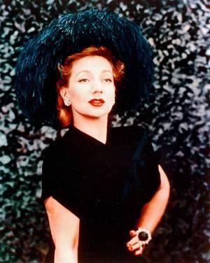Ann SOTHERN est une actrice américaine née le 22 janvier 1909 à Valley City, Dakota du Nord (États-Unis), décédée le 15 mars 2001 à Ketchum (Idaho).