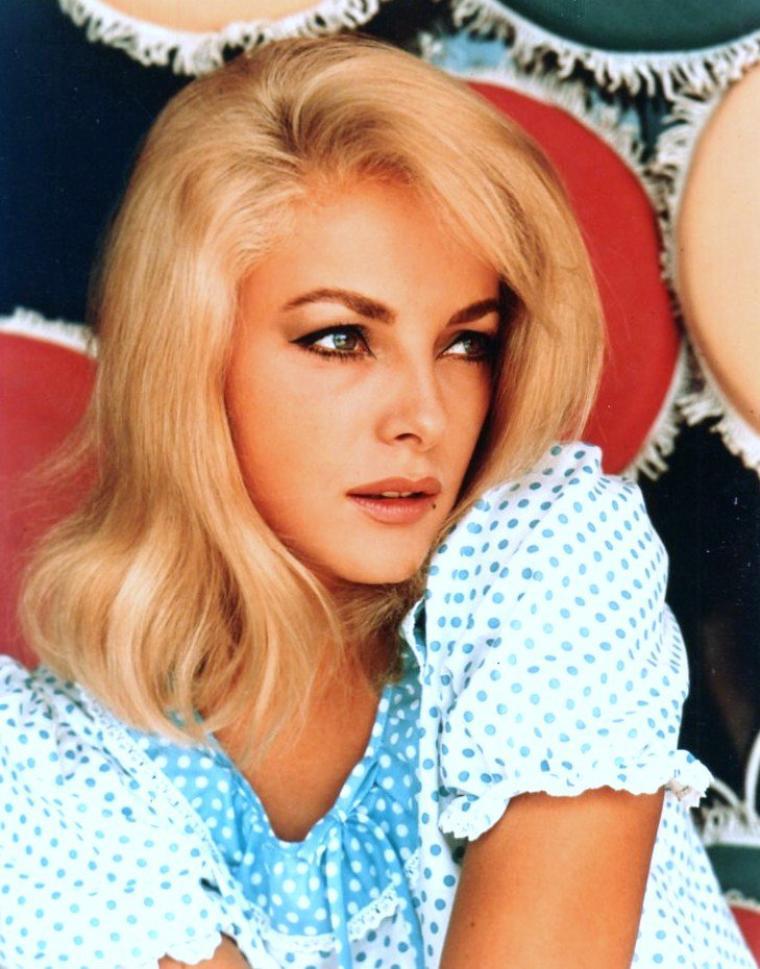 Virna LISI (née PIERALISI) est une actrice italienne née le 8 septembre 1937 à Ancône, Marche en Italie. Elle a remporté le prix d'interprétation féminine au Festival de Cannes de 1994 et le César de la meilleure actrice dans un second rôle en 1995.