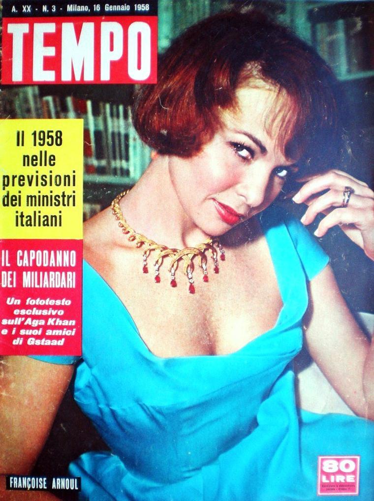 Françoise ARNOUL, de son patronyme Françoise Annette Marie Mathilde GAUTSCH, est une actrice française née le 9 juin 1931 à Constantine (Algérie). Elle était la compagne du réalisateur français Bernard PAUL (1930–1980).