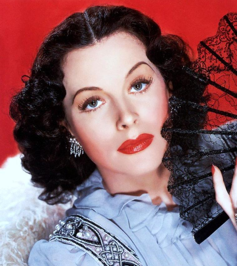 Hedy LAMARR pictures (part 2).