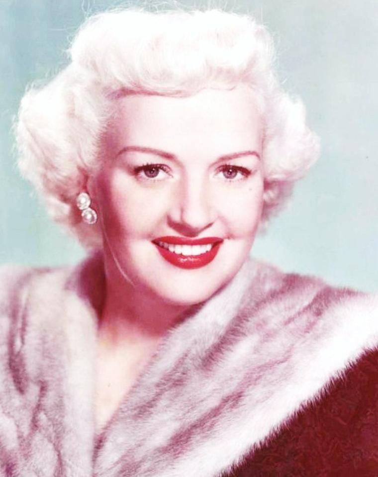 Betty GRABLE pictures (part 2).
