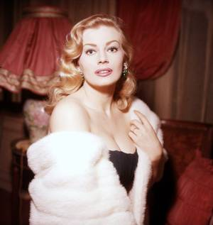 Anita EKBERG pictures (part 2).