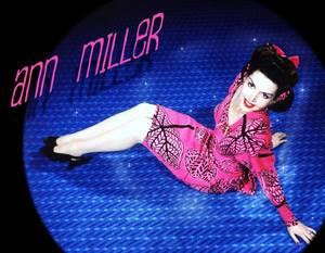 Ann MILLER pictures (part 2).