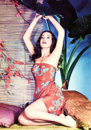 Dorothy LAMOUR pictures (part 2).