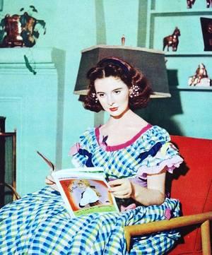 Margaret O'BRIEN est une actrice américaine, née le 15 janvier 1937 à San Diego, Californie (États-Unis).