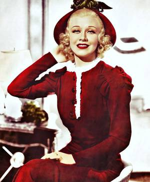 Ginger ROGERS pictures (part 2).