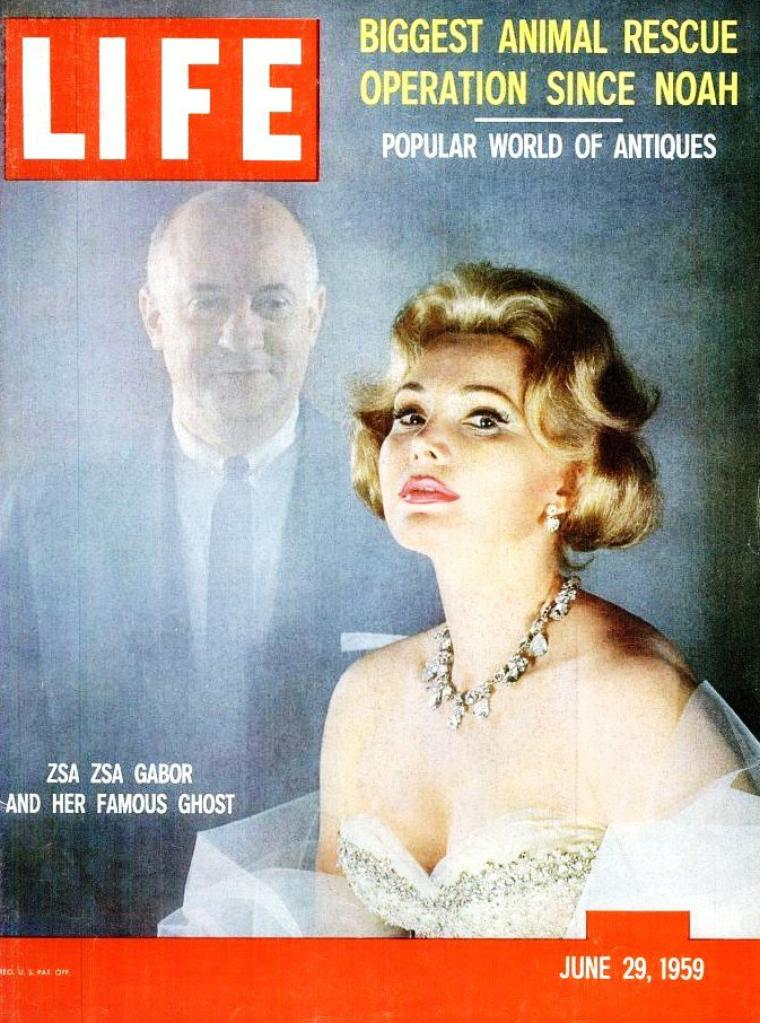 Zsa Zsa GABOR pictures (part 2).