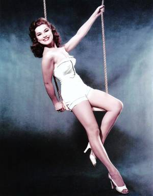 Debra PAGET pictures (part 2).