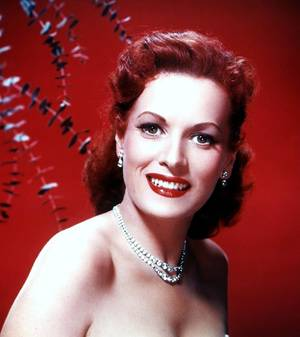 Maureen O'HARA pictures (part 2).