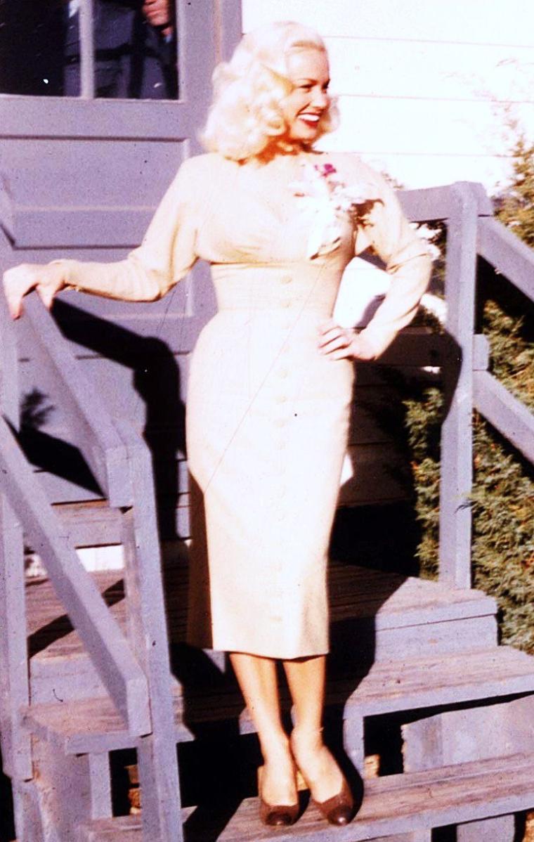 Mamie Van DOREN pictures (part 2).