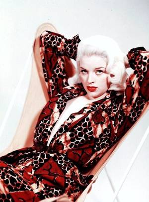 Diana DORS pictures (part 2).