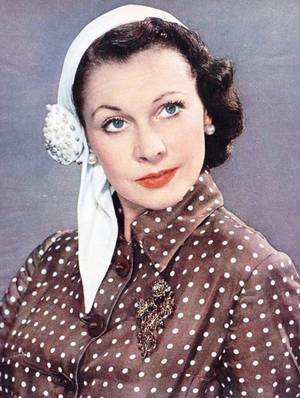 Vivien LEIGH pictures (part 2).