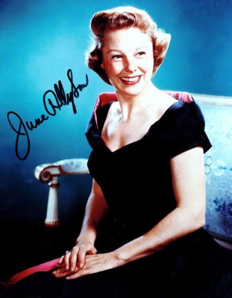 June ALLYSON pictures (part 2).