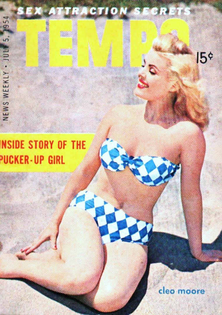 Cleouna (Cleo) MOORE (31 Octobre 1924 - 28 Octobre 1973) est une actrice américaine.