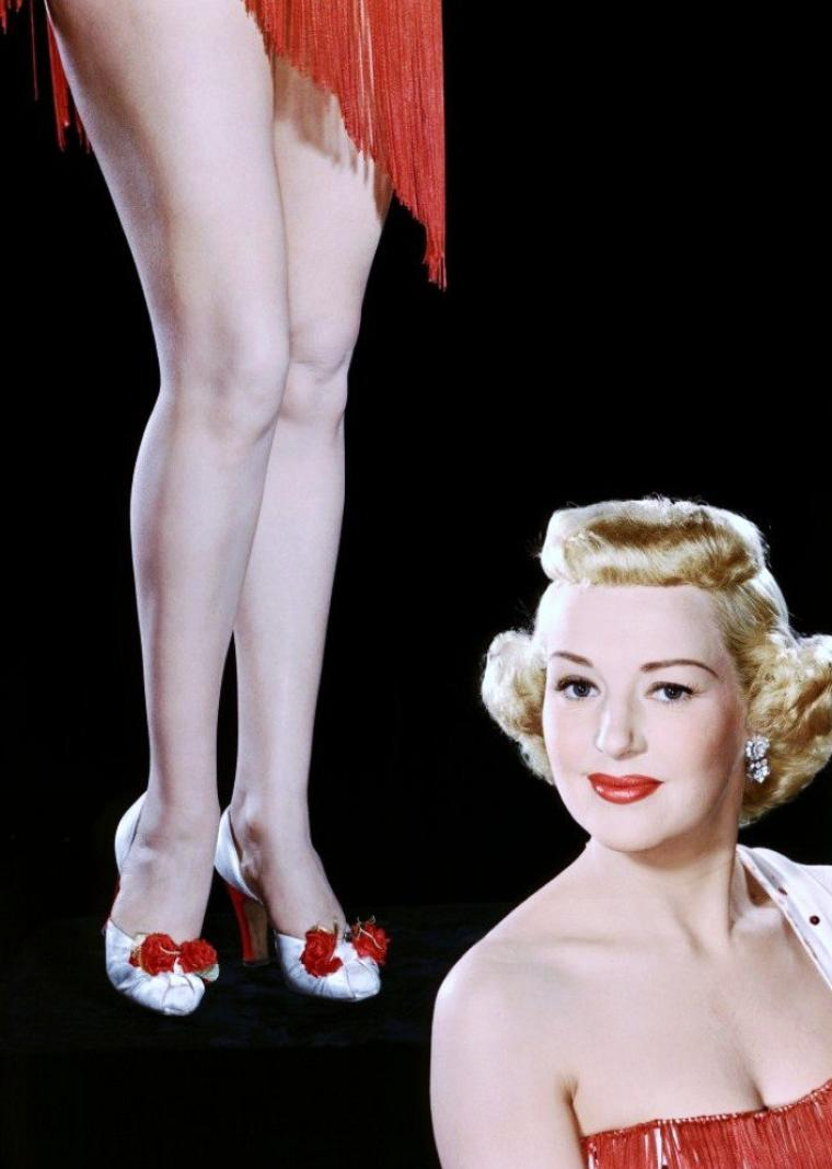 BONUS photos Betty GRABLE