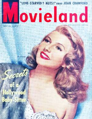 Rita HAYWORTH's covers...