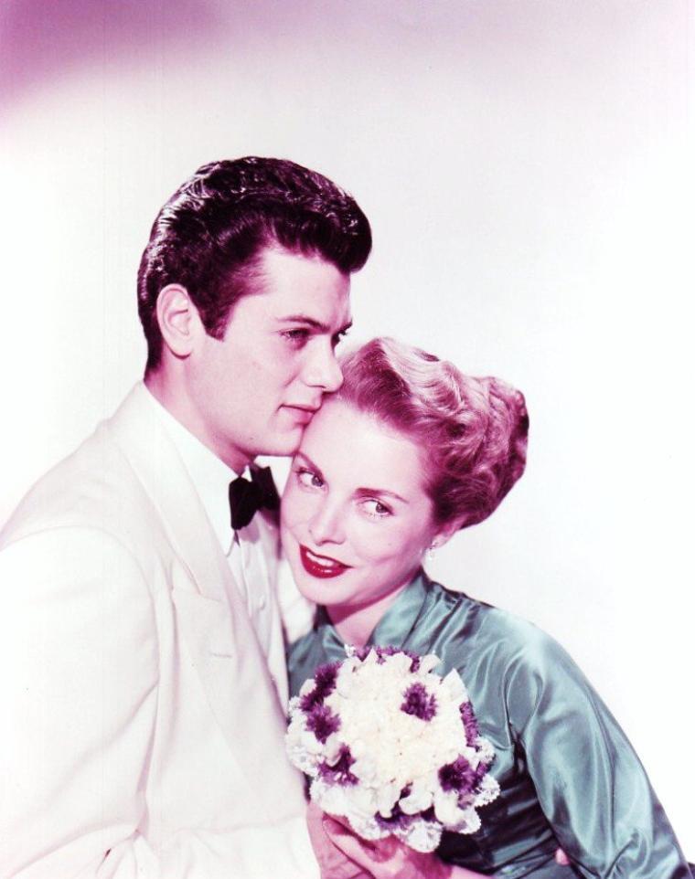 COUPLE DE LEGENDE : Janet LEIGH et Tony CURTIS