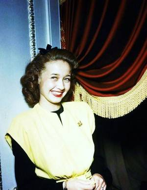 Jane POWELL pictures (part 2).