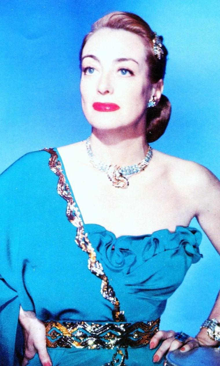 Joan CRAWFORD la légende.