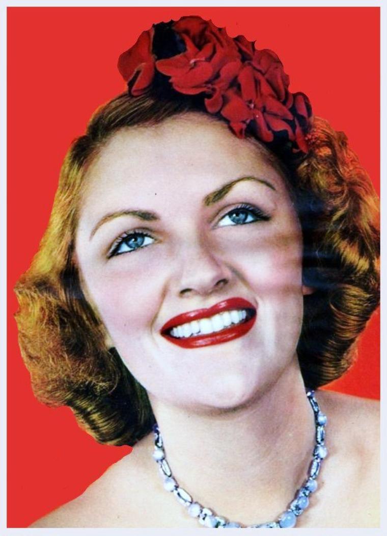 Portrait, Dorothy LAMOUR