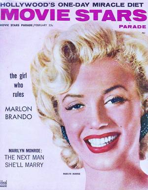 Marilyn MONROE's covers...